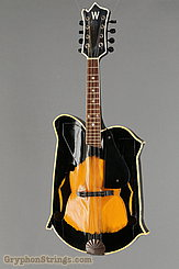 c 1948 Woody Williams Mandolin Handmade Folk-art Mandolin Image 1