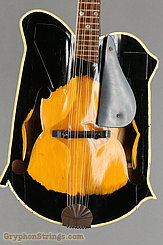 c 1948 Woody Williams Mandolin Handmade Folk-art Mandolin Image 10
