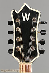 c 1948 Woody Williams Mandolin Handmade Folk-art Mandolin Image 20