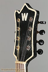 c 1948 Woody Williams Mandolin Handmade Folk-art Mandolin Image 21