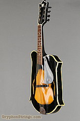 c 1948 Woody Williams Mandolin Handmade Folk-art Mandolin Image 8