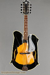 c 1948 Woody Williams Mandolin Handmade Folk-art Mandolin Image 9