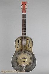 National Reso-Phonic Guitar Dueco, Green crystalline NEW Image 9