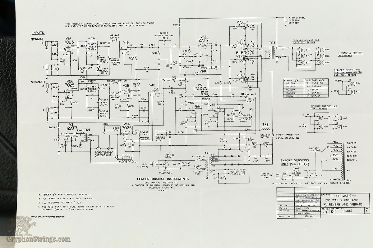1969 Stratocaster Wiring Schematic Trusted Diagram Fender American Special Gryphon Another Blog About U2022 Standard