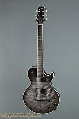 Collings City Limits Deluxe, Charcoal burst, Premium Flame top NEW