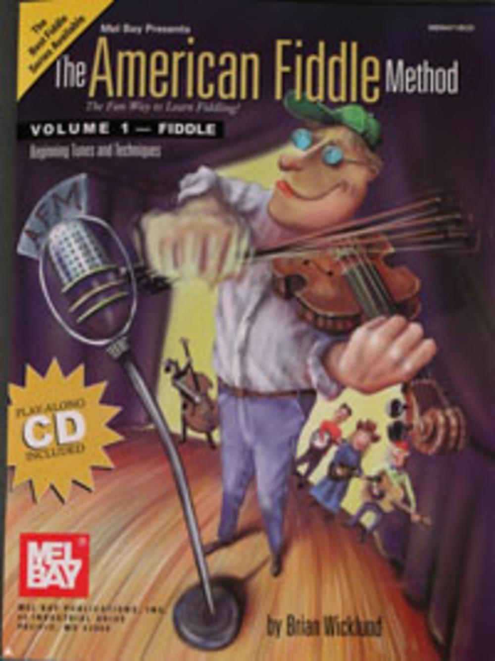 American Fiddle Method