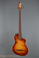 Rick Turner Bass RB-4 Flamed Maple top, back and sides NEW