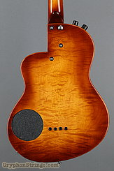 Rick Turner Bass RB-4 Flamed Maple top, back and sides NEW Image 15