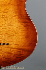 Rick Turner Bass RB-4 Flamed Maple top, back and sides NEW Image 19