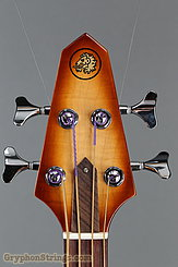 Rick Turner Bass RB-4 Flamed Maple top, back and sides NEW Image 20