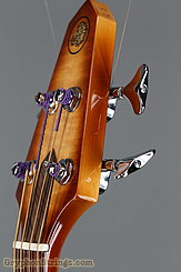 Rick Turner Bass RB-4 Flamed Maple top, back and sides NEW Image 21