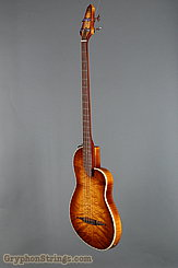 Rick Turner Bass RB-4 Flamed Maple top, back and sides NEW Image 8
