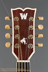 1978 Woody Williams Mandolin Oval hole Image 11