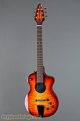 Rick Turner Model 1, Featherweight, figured maple sunburst NEW