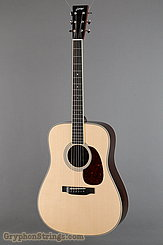 Collings D2H, Wenge, Adirondack braces, Rope purfling, Fingerboard binding, Long dots NEW