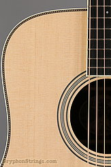 Collings Guitar D2H, Wenge, Adirondack braces, Rope purfling, Fingerboard binding, Long dots NEW Image 11