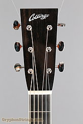 Collings Guitar D2H, Wenge, Adirondack braces, Rope purfling, Fingerboard binding, Long dots NEW Image 20