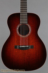 Santa Cruz OM, Custom Sunburst NEW Image 10