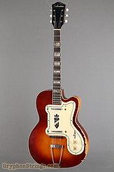 c.1958 Silvertone Guitar 1369L Thin Twin