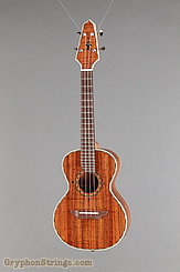 Rick Turner Ukulele Compass Rose Luxo (C) Flamed Koa NEW