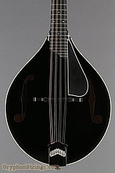 2016 Collings Mandolin MT, Black top, Ivoroid Binding, bound pickguard Image 10