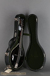2016 Collings Mandolin MT, Black top, Ivoroid Binding, bound pickguard Image 18