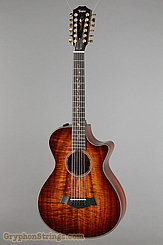 Taylor K62ce 12-Fret LTD NEW