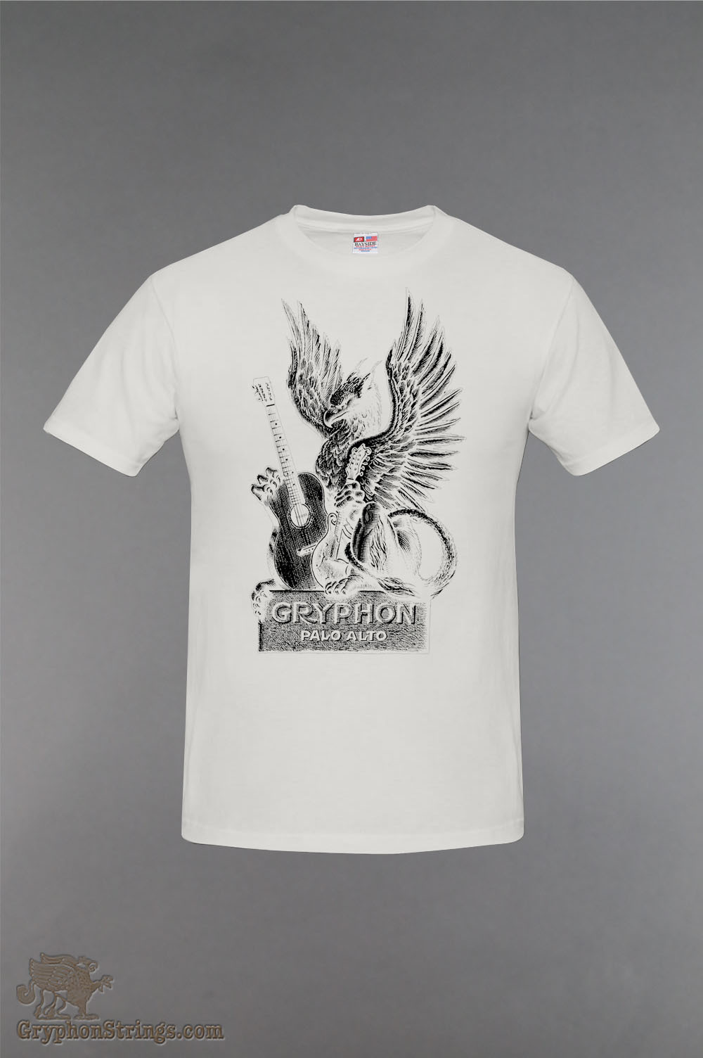 T-Shirt, New Gryphon Made in USA