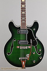 Franks Body Shop >> c. 1969 Univox U1825 Coily Jade Green - Guitar - Gryphon Stringed Instruments