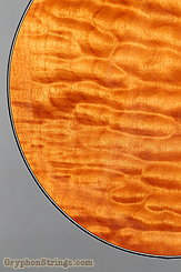 Collings Mandolin MT2, Quilted Maple, Amber NEW Image 18