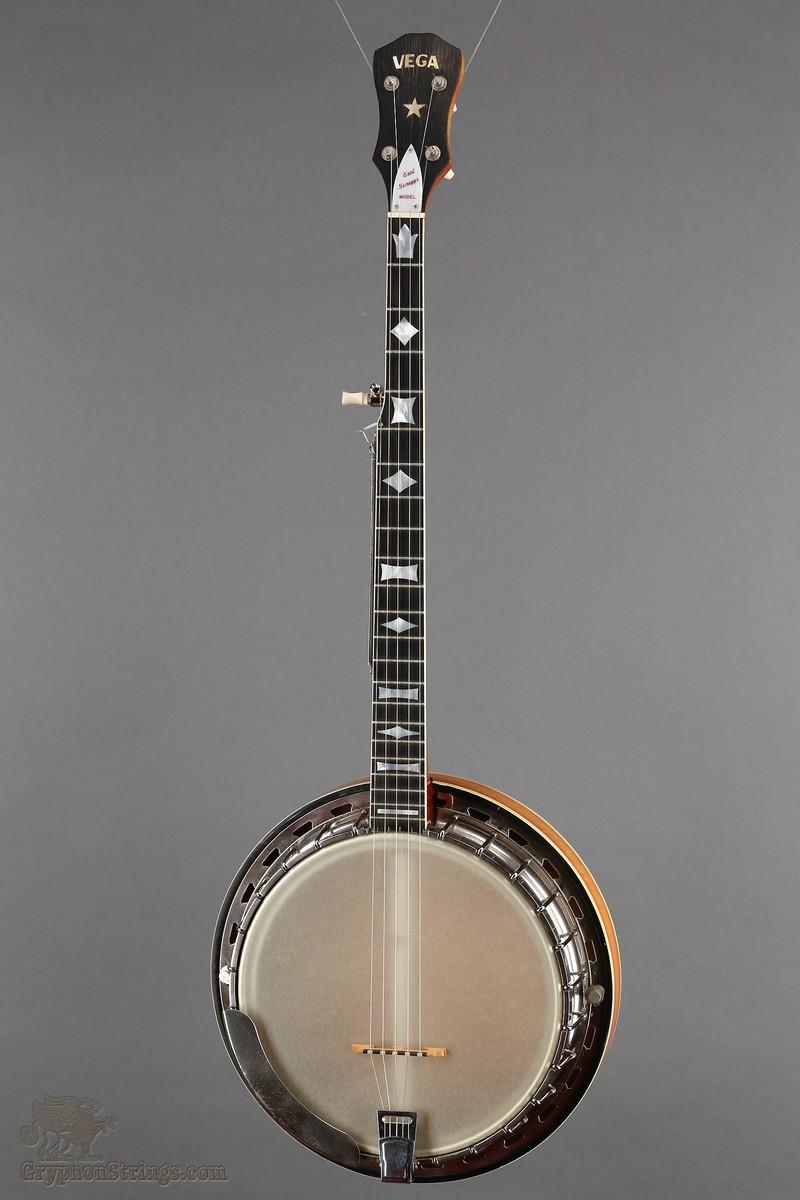 1968 Vega Earl Scruggs Model
