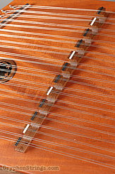 1990 Dusty Strings Hammer Dulcimer D-10 Image 4