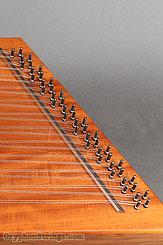 1990 Dusty Strings Hammer Dulcimer D-10 Image 5