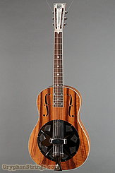 National Reso-Phonic Guitar Estralita Deluxe Koa NEW
