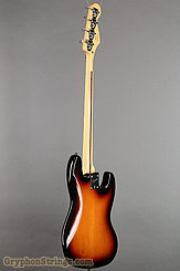 2013 Fender Bass Squier Jazz Bass Sunburst Left Image 6