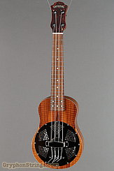 National Reso-Phonic Koa concert Ukulele NEW
