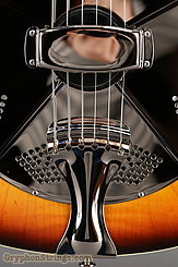 National Reso-Phonic Guitar Resolectric Sunburst NEW Image 11