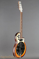 National Reso-Phonic Guitar Resolectric Sunburst NEW Image 2