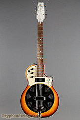 National Reso-Phonic Guitar Resolectric Sunburst NEW Image 9