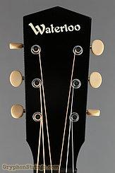 Waterloo Guitar WL-14LTR Jet Black NEW Image 13