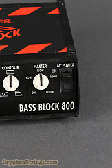 Quilter Amplifier Bass Block 800 NEW Image 4
