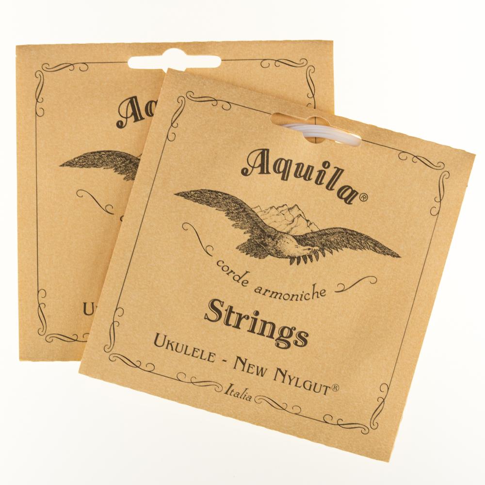 Aquila New Nylgut Tenor High G Ukulele Strings
