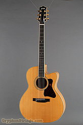 1996 Collings C-100 DLX Maple cutaway