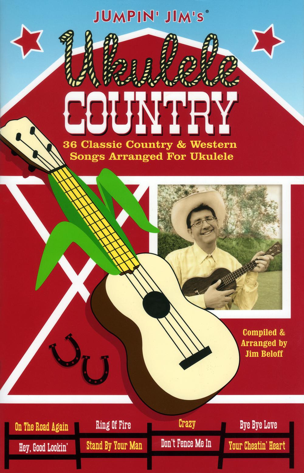 Jumpin' Jim's Ukulele Country