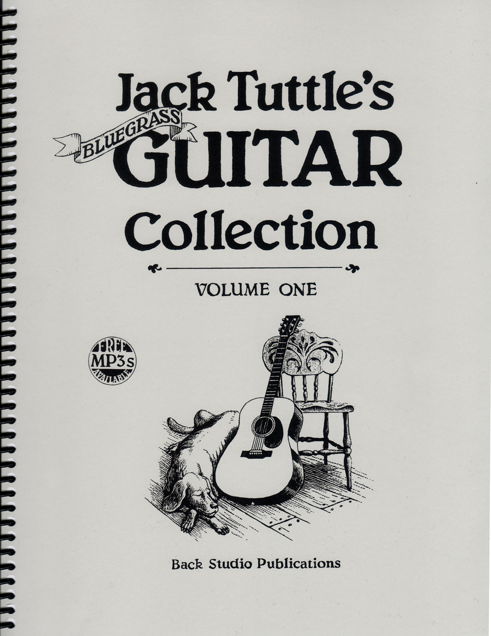 Jack Tuttle's Bluegrass Guitar Collection, Vol. 1