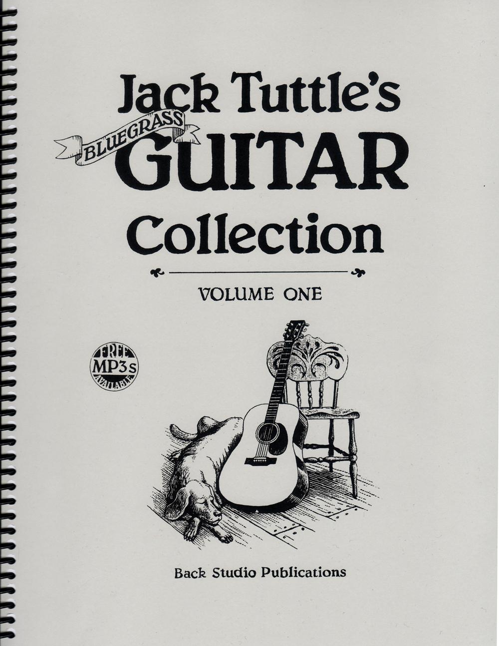Jack Tuttle's Bluegrass Guitar Collection, Vol. 1