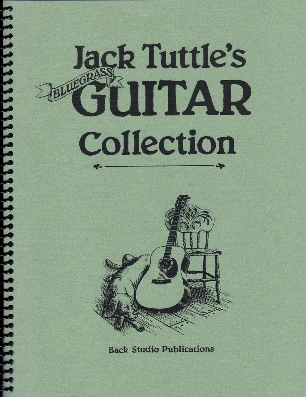 Jack Tuttle's Bluegrass Guitar Collection, Vol. 2
