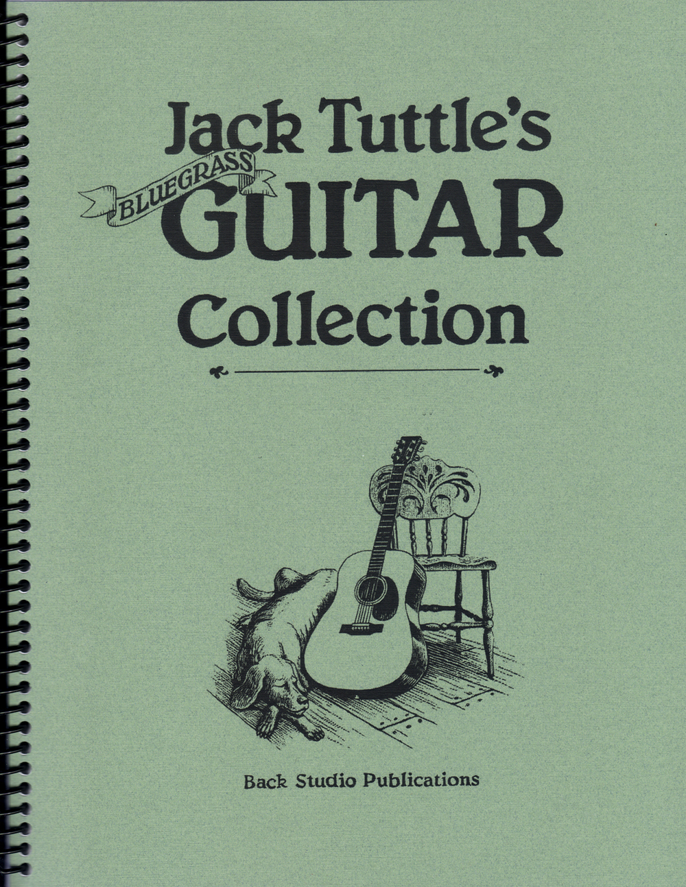 Jack Tuttle's Bluegrass Guitar Collection