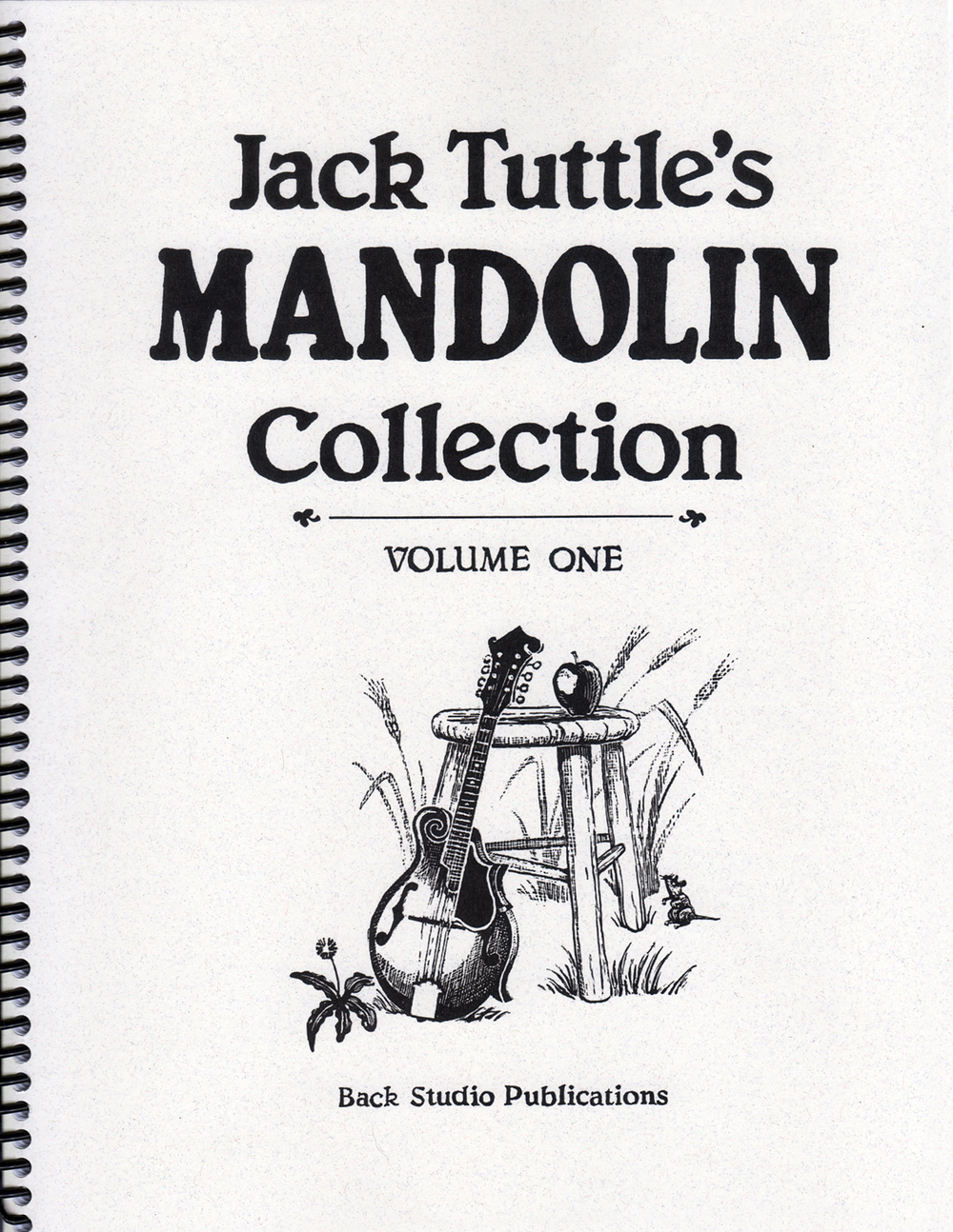 Jack Tuttle's Mandolin Collection, Vol. 1