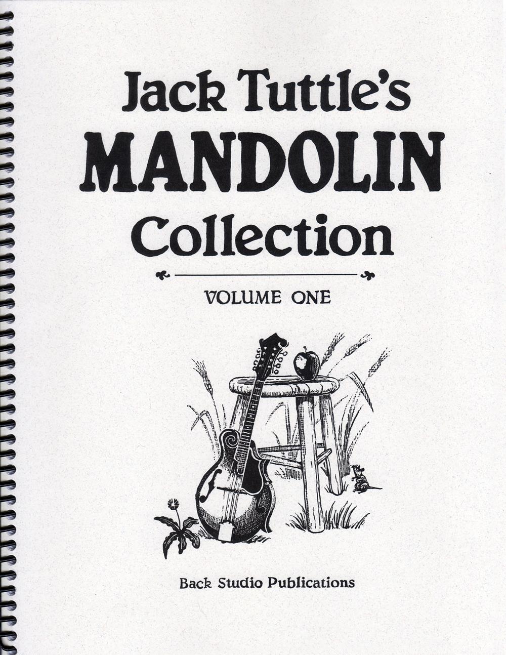 Jack Tuttle's Mandolin Collection, Vol. 1